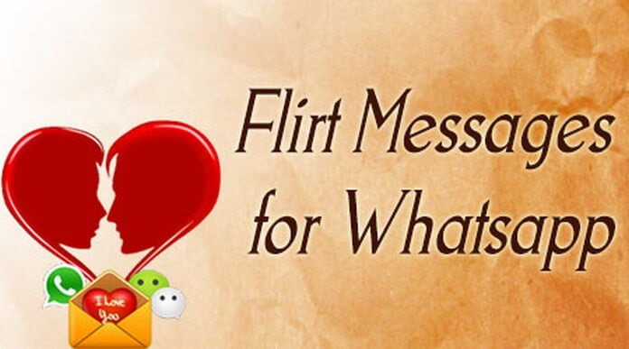 Flirt Messages for Whatsapp