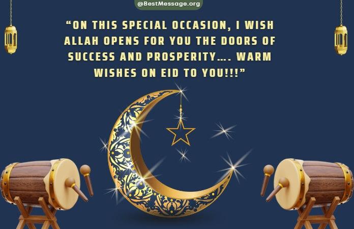 Eid-ul-fitr wishes, Eid messages 2021