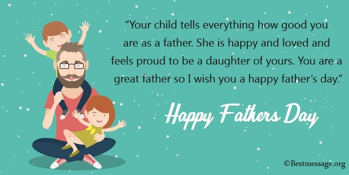 Best Fathers Day Messages and Quotes images