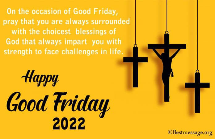 Good Friday Wishes Messages 2021, Good Friday images