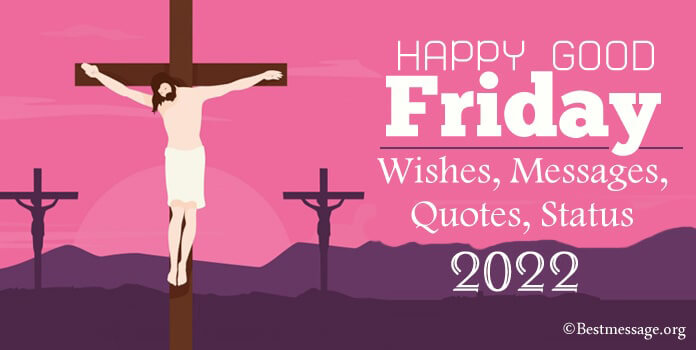 Good Friday Messages - Wishes Images