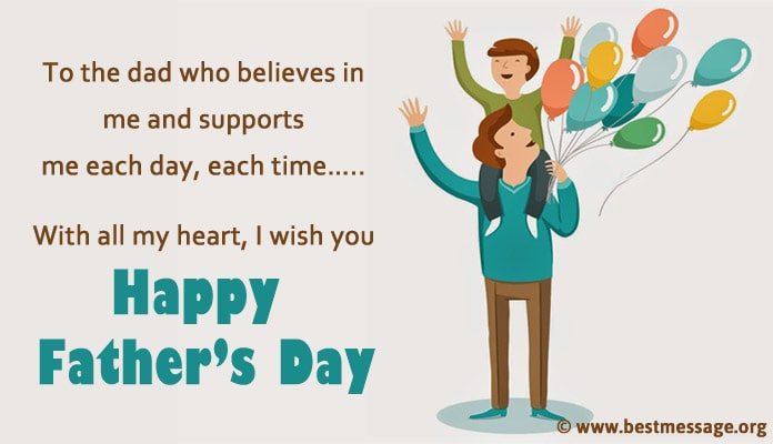 Happy Fathers Day Messages, Fathers Day Image