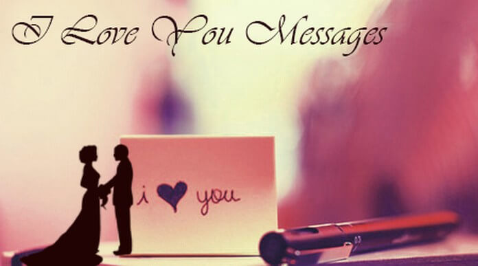 I Love You Messages, Sweet Love Text Message