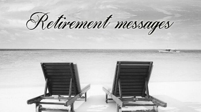happy retirement messages