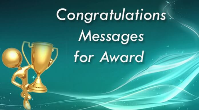 Congratulations messages for award congratulations messages for best employee award spiritdancerdesigns Image collections