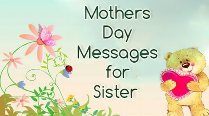 Happy mothers day wishes for sister mother day greeting cards mothers day wishes for sister m4hsunfo