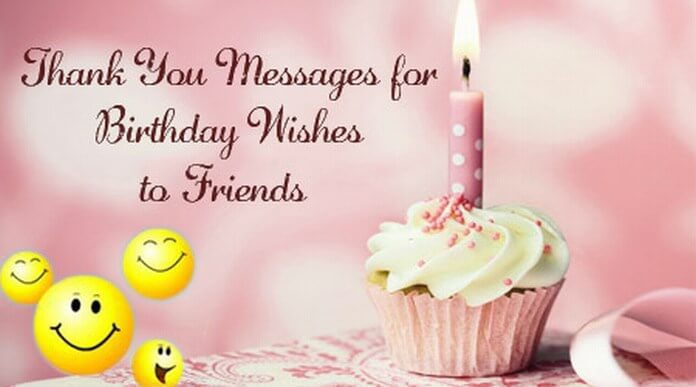 Popular Messages Thanks For Birthday Wishes Msg