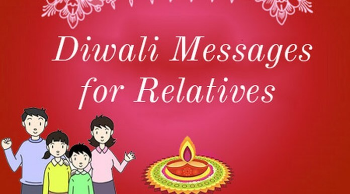 Diwali Messages for Relatives