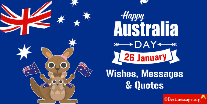 Australia Day Messages
