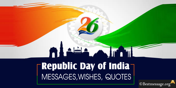 Happy Republic Day Messages, India Republic Day Wishes Images, photos