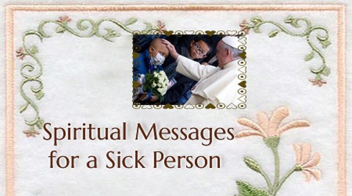 Spiritual Messages for a Sick Person
