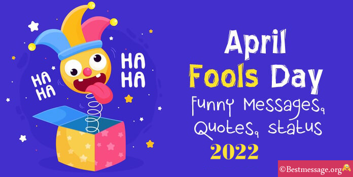 April Fool Messages, April Fool Day Messages Images, Funny Jokes