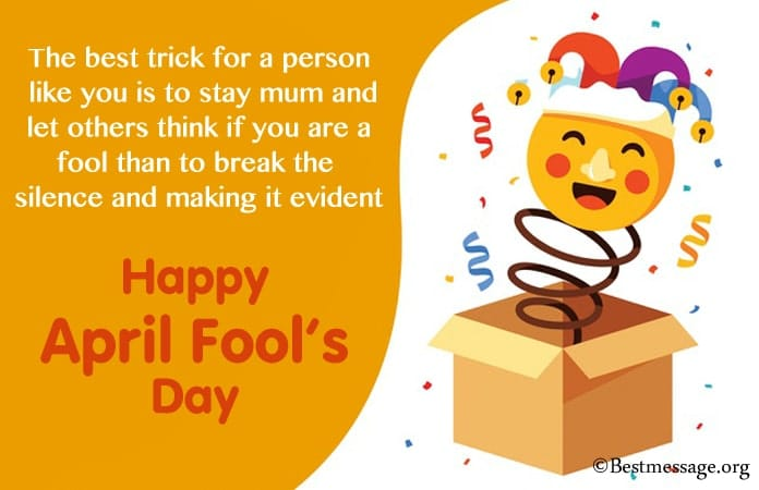 April Fools Messages 2021, Prank Messages, Funny Jokes