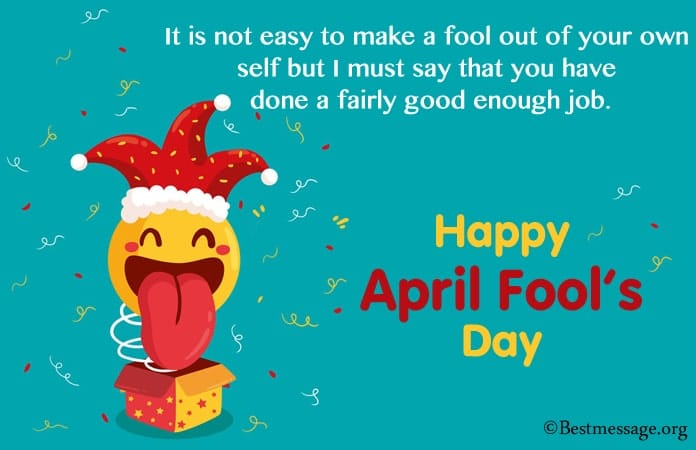 April Fools Day Images, April Fools Messages