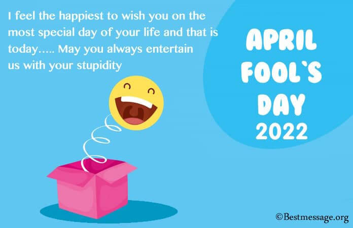 April Fools Day Jokes, Whatsapp Fooling Messages