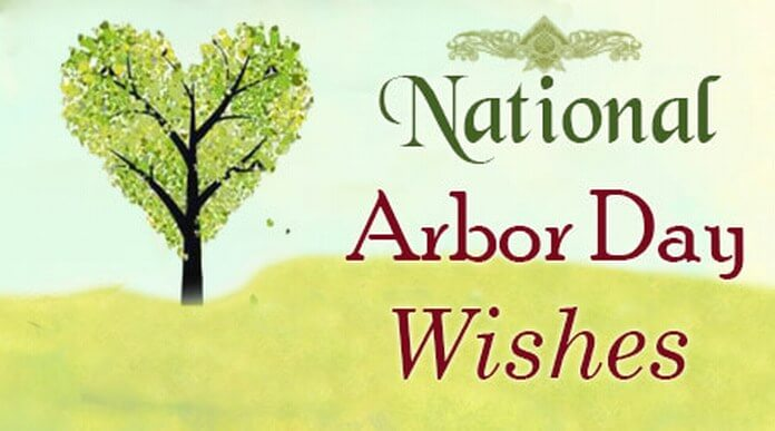 National Arbor Day Wishes