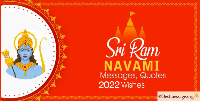 Ram Navami Messages - Sri Ram Navami Images
