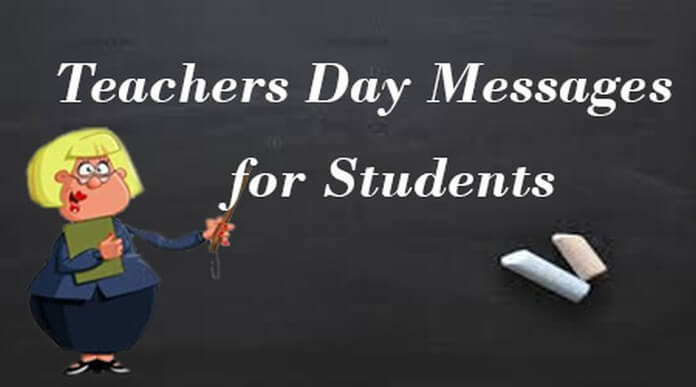 Teachers Day Messages for Students