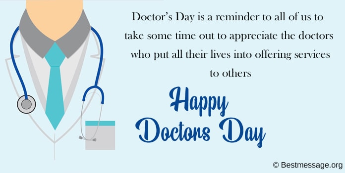 Happy Doctors Day Quotes Images, Messages Pictures
