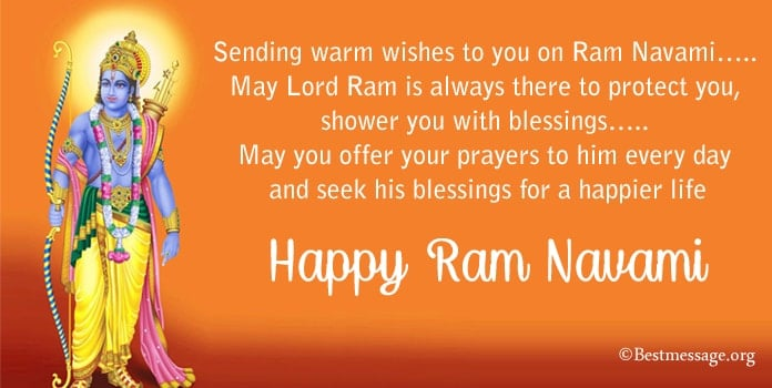 Ram Navami Messages, Ram Navami Wishes image