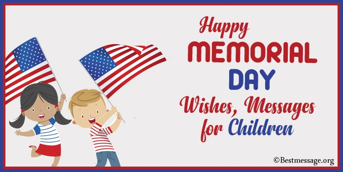 Children Memorial Day Message