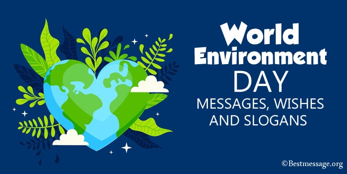World Environment Day Messages, Environment Day Slogans, posters Image