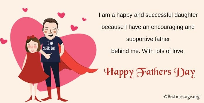 Happy Fathers Day Wishes From Daughter, Fathers Day Wishes Image