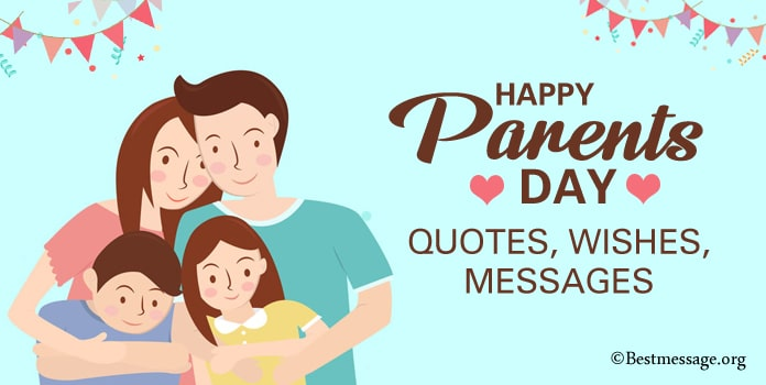 Parents' Day Messages 2016