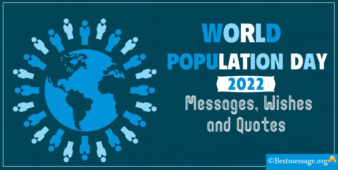 Happy world population day wishes