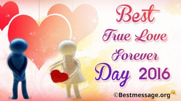 Best True Love Forever Day Messages