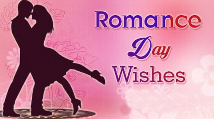 romance day wishes 2016