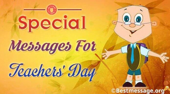 Special Teachers Day Messages