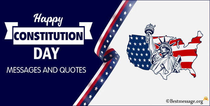 Constitution Day message