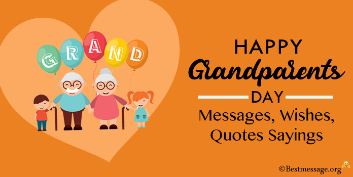 best message for grandparents day