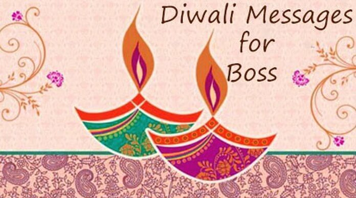 Best Diwali Messages for Boss