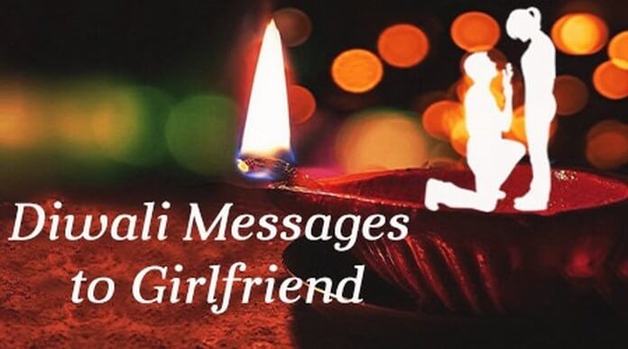 happy diwali messages to girlfriend