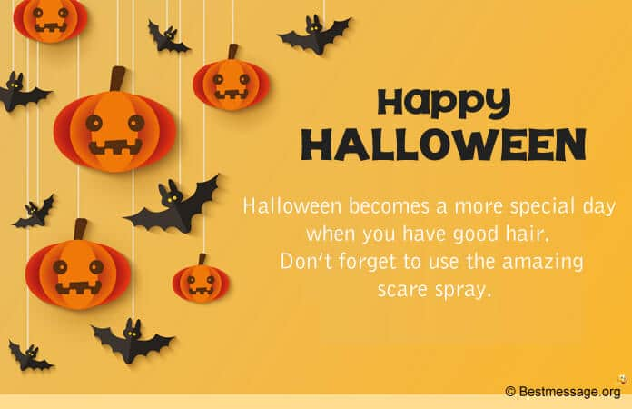 Spooky Halloween 2021 Wishes Quotes, Greeting Messages