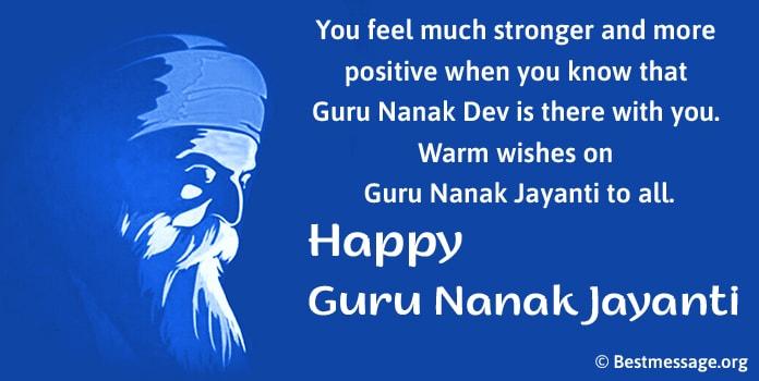 Guru Nanak Jayanti Wishes, Guru Nanak greetings Images