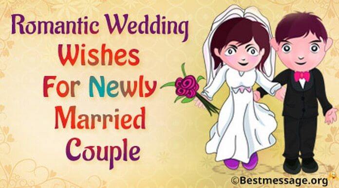 Best wedding wishes for newly married couple romantic wedding message wedding wishes for newly married couple m4hsunfo