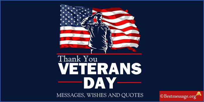veterans day message