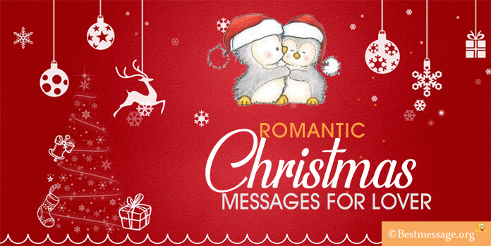 Christmas Messages for Lover