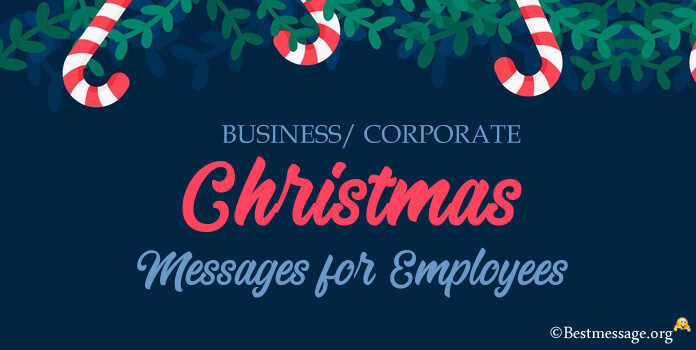 Corporate Christmas Messages for Employees, Merry Christmas Wishes