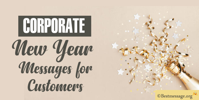 business new year messages for customers