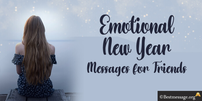 emotional new year messages for friends