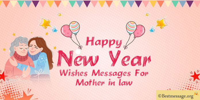 new year messages to mother in law