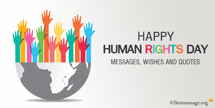 Human Rights Day Messages