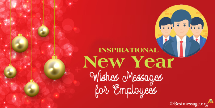 Inspirational New Year Messages for Employees