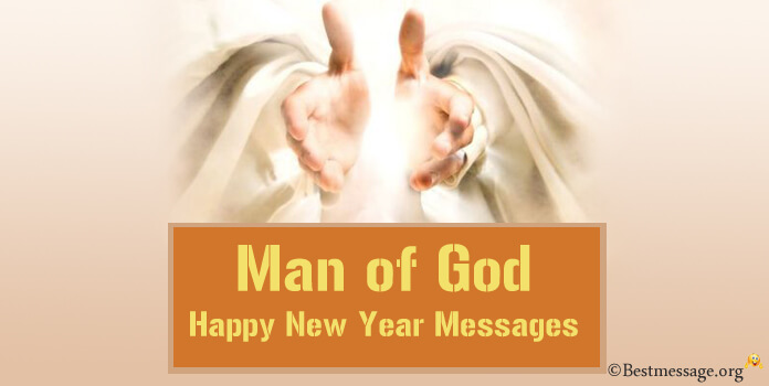 new year message for a man of god