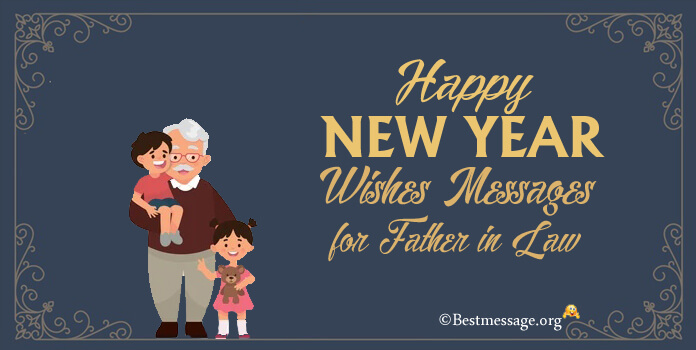 new year messages for father in law