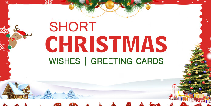 Short Christmas Messages To Write In Holiday Greeting Cards